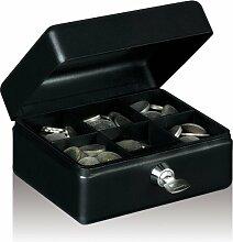 Yale y-cb0800nfp Cash Box 20,3cm schwarz