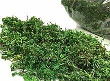 yalulu 100g/Beutel Nachahmung Seide Flower grün