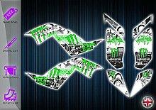 Yamaha Raptor 700 Aufkleber – Grafik-Set –