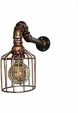 YAMEIJIA Birdcage Lampe Kreative Hausbeleuchtung