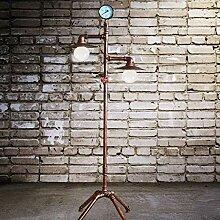 YAMMY Stehlampe Licht Industrie Retro E27