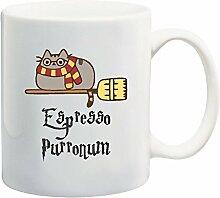 Yamogg Espresso Purronum, Harry Potter Cat, Harry