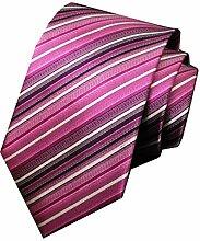 Yamyannie Herren Krawatte Geschäfts-schmale