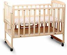 Yamyannie-Home Babybett aus Unisex massivholz ohne