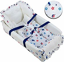 Yamyannie-Home Tragbare Baby Snuggle Nest