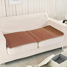 YAN Bambusmatte Sofa Abdeckung Luxus Mehrzweck