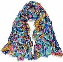 YAN Schals für Frauen Leichte Schals Mode Sommer