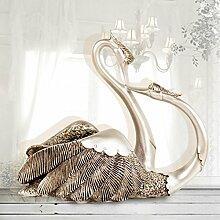 YAN Swan Weinregal Dekoration Kreativ Mode