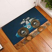 YAN Teppich Tier Süße rutschfeste Wohnzimmer