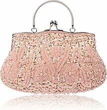 YAN Womens Abend Handtaschen Antik