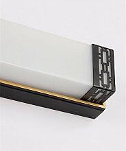 YAN ZHEN LED-Spiegel Vorne Lichter Spiegel Schrank Lichter Badezimmer Toilette Schrank Spiegelleuchten Schlafzimmer Einfache Energie Wandleuchte ( farbe : B-White Light-48CM-20W )