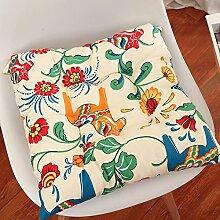 Yancyong Das Büro Stuhl Kissen Kissen Kissen Tisch Bank Computer Studenten Winter Verdickung, 40 X 40 Cm Stuhl Matte, Hana Mokuba