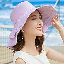 YANFEI Visier-Hut zusammenklappbarer Sonnenschutz