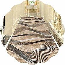 YANGJUN-Läufer Teppich Flur Teppichläufer Weich
