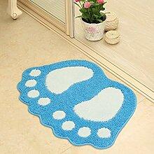 YangMi Badezimmermatte- Haushalts-Badezimmer