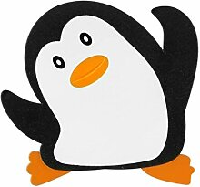 YangMi Badezimmermatte- Home Cartoon QQ Pinguin