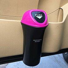 YangMi Mülleimer- Auto-Mülleimer Auto mit