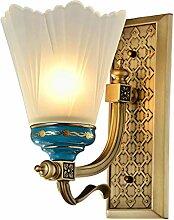 YangMi Wandlampe- Europäische Luxusatmosphäre