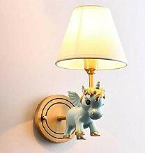 YangMi Wandlampe- Kinderzimmer Schlafzimmer