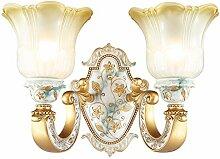 YangMi Wandlampe- Wandleuchte aus transparentem