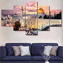 YANGSHUANG Moderne Malerei Leinwand Wandkunst