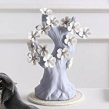 Yangxuelian Feng Shui Geld Baum Bonsai Keramik