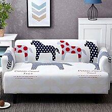 YANGYAYA All-Inclusive- Sofa Decken,Stretch Sofa