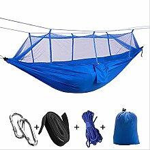 yangz Camping-Hängematte mit Moskitonetz - für 2