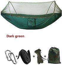 yangz Doppel-Hängematte für Outdoor-Camping,
