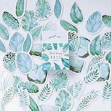 Yangzhoujinbei Deko-Sticker für Album,