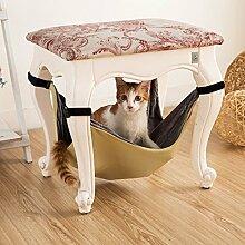 Yanhonin Hängematte für Katzen, Hängematte für