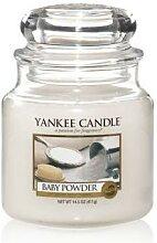 Yankee Candle Baby Powder Housewarmer Duftkerze
