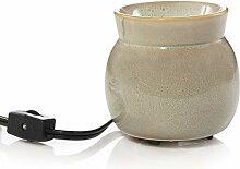Yankee Candle Belmont Meltwarmer, Glas, braun, one