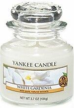 YANKEE CANDLE Classic-White Gardenia Duftkerze,