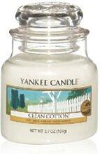 Yankee Candle Clean Cotton Housewarmer Duftkerze