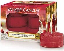 Yankee Candle Duft-Teelicht   Christmas Morning