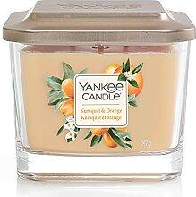 Yankee Candle Duftkerze, Glas, orange, 347 g