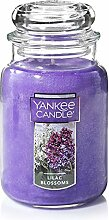 Yankee Candle Duftkerze im Glas, Lilac Blossoms