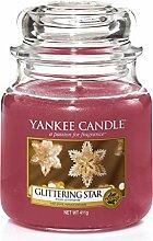 Yankee Candle-Duftkerze im Glas, mittelgroß