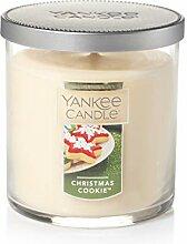 Yankee Candle Duftkerze im Glas, Weihnachtskekse