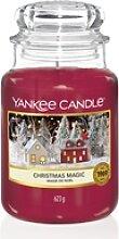 YANKEE CANDLE Große Kerze CHRISTMAS MAGIC 623 g