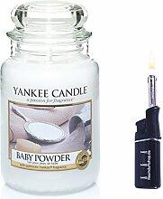 YANKEE CANDLE Housewarmer Baby Powder 625g