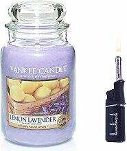 YANKEE CANDLE Housewarmer Lemon Lavender 625g