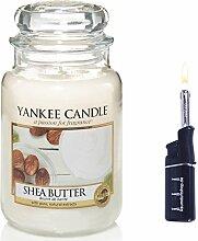 YANKEE CANDLE Housewarmer Shea Butter 625g