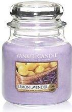 Yankee Candle Lemon Lavender Housewarmer Duftkerze