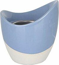 Yankee Candle Skye Duftlampe, Keramik, Blau, One