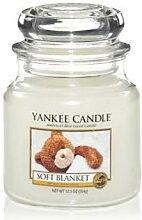 Yankee Candle Soft Blanket Housewarmer Duftkerze