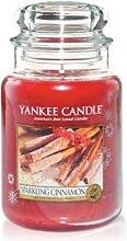 Yankee Candle Sparkling Cinnamon Housewarmer