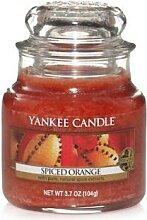 Yankee Candle Spiced Orange Housewarmer Duftkerze
