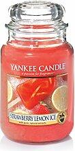 Yankee Candle Strawberry Lemon Ice 623g grosses